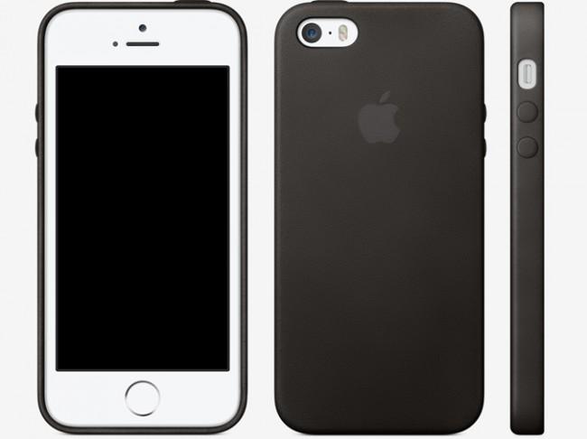 metà fuori 02d2e 2c6f9 Black Leather Case for Apple iPhone 5 5s SE   Phone Tablet Case