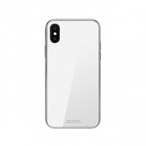 WK Design Berkin Series Reflective Thin Case for iPhone X