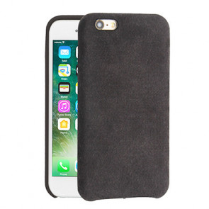 Alcantara Cover for iPhone 8 / 7 / 6 Plus - Olive