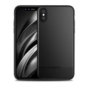 iPhone X Ultra Thin Carbon Fiber Fibre Case