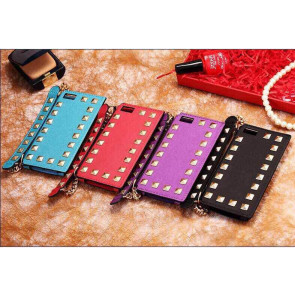 Rockstud iPhone 6 Case With Clutch Strap