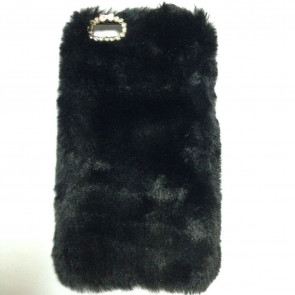 Soft Rabbit Fur Elegant Case for iPhone 6 6s Plus