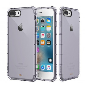 Rock Fence Series iPhone 7 Plus Clear TPU All Around Protective Case