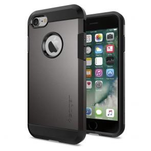 Spigen Tough Armor iPhone 7 Case Gunmetal