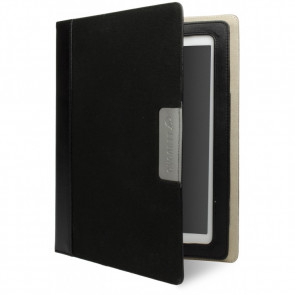 Cygnett Alumni Canvas Case for the new iPad & iPad 2 (Black)