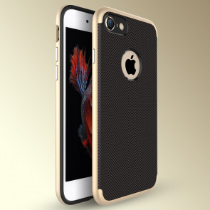Carbon Fiber Dual Layer Case for iPhone 7 Plus