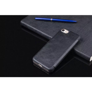 Ultra Thin Leather Flip Wallet Case for iPhone 7 Plus