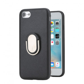 Rock Ring Holder Stand Case for iPhone 7