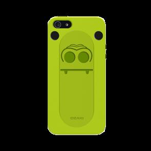 O!coat-FaaGaa Animal Case with stand for iPhone 5 5s Crocodile