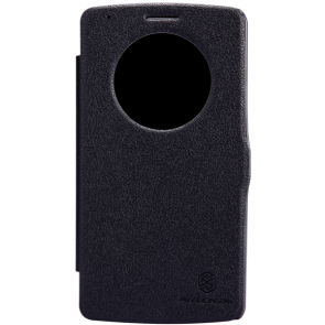 Nillkin Leather LG G3 Quick Circle Leather Case Black