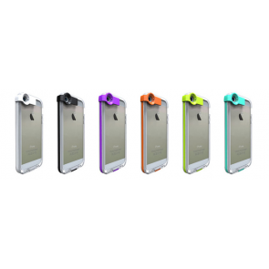 Connect Case With Built In Lightning Cable for iPhone 5 5s