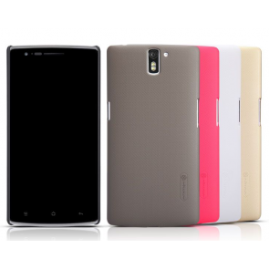 Nillkin Ultra Thin Fit Rubberized Grip Case for One OnePlus