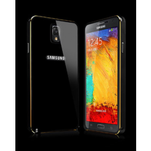 Elegant Metal Bumper Case for Galaxy Note 4