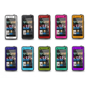 HTC One M7 Waterproof Shockproof Case Cover