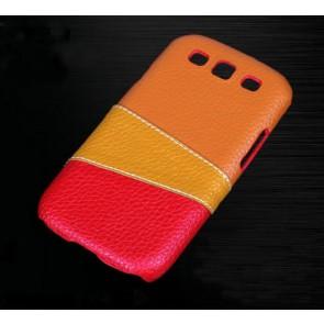 Vivi Design Handmade Premium Cow Leather Case for Samsung Galaxy S3
