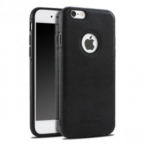 Leather Easy Grip Case for iPhone X