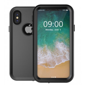 Waterproof Tough Shockproof Case for iPhone X