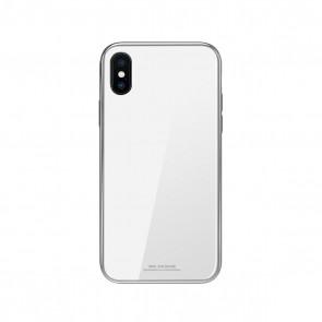 WK Design Berkin Series Reflective Thin Case for iPhone X