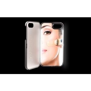 Amiga Box LED Makeup Mirror Case for iPhone X