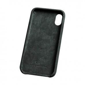 Alcantara Black Case for iPhone X