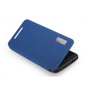 HTC One Rock Flip Lake Blue