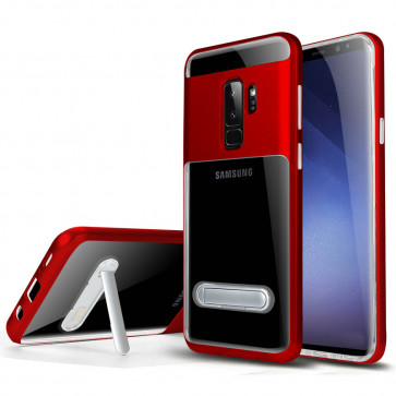 Metal TPU Stand Case for Galaxy S9