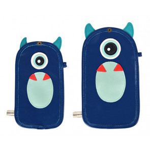 Monster Pouch Case for iPhone 4 4S 5 5S 6 6s iPhone 6 6s Plus Galaxy Note 5 4 3 2