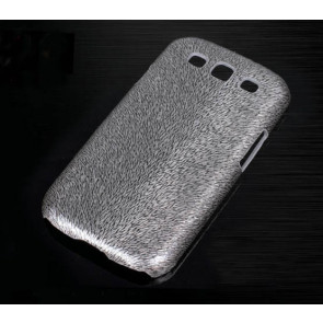Vivi Design Handmade Premium Leather Fur Pattern Case for Samsung Galaxy S3